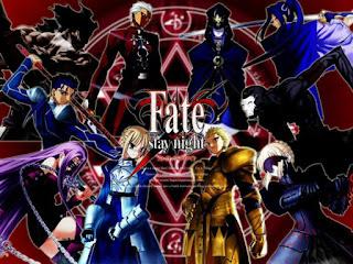 Fate/stay night BD Batch Subtitle Indonesia