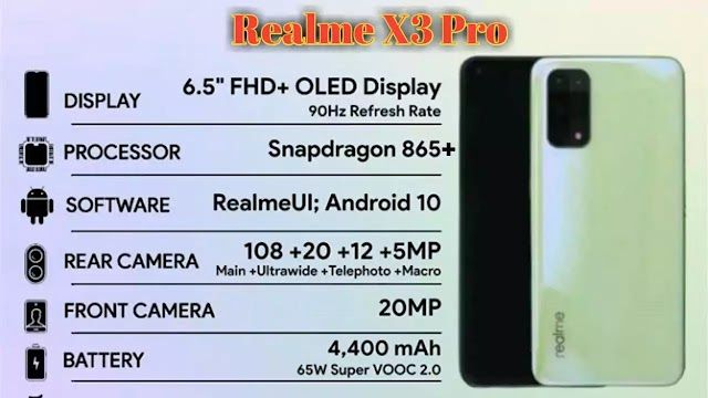 Realme X3 Pro with Snapdragon 855+ SoC reportedly spotted on Geekbench.