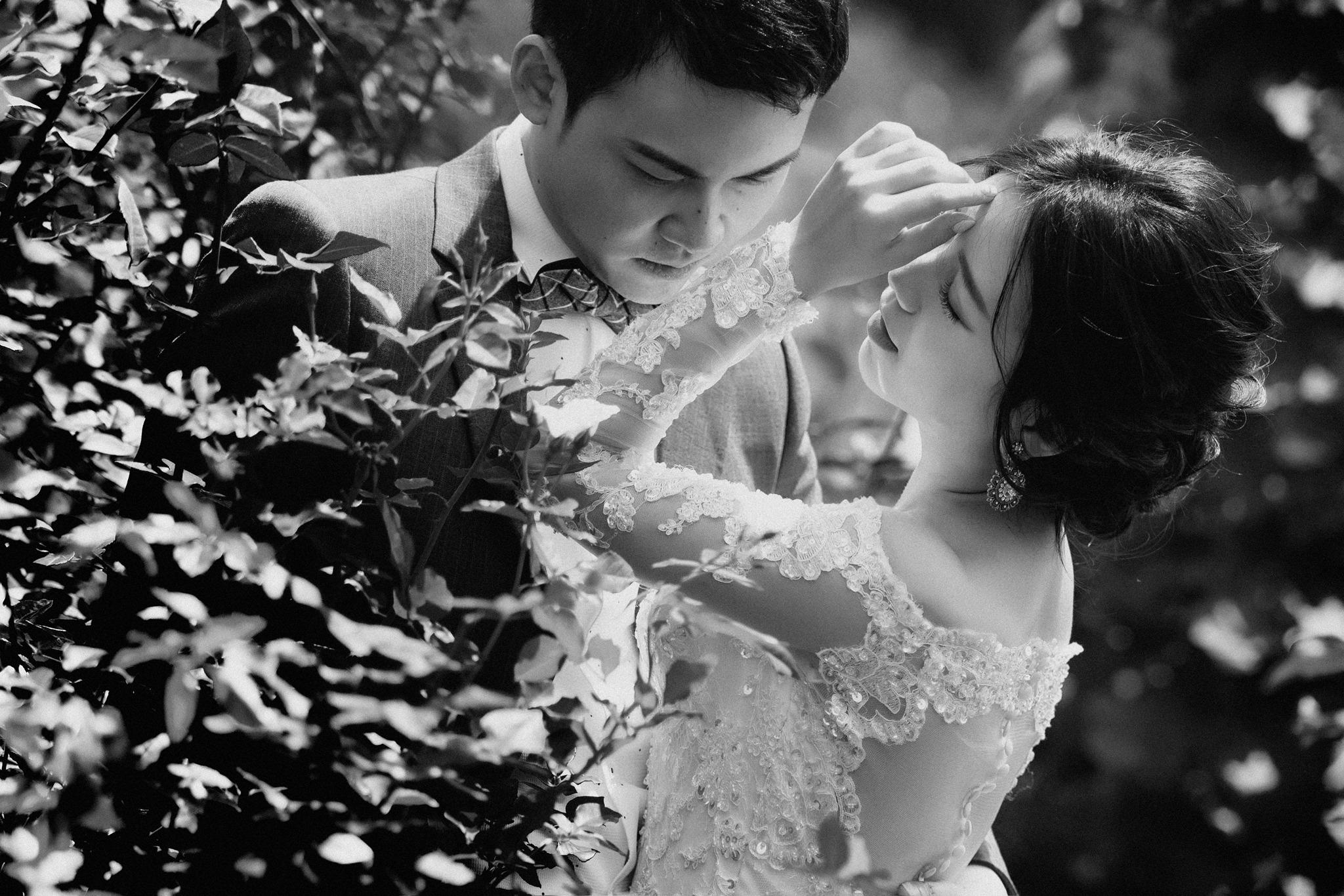 雜誌風 酷帥風格 台北婚紗推薦 歐系婚紗 美式風格 逆光婚紗 台北婚紗推薦 海邊黃昏夕陽