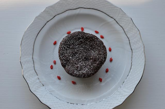 Le Pain Quotidien Chocolate Mousse Cake