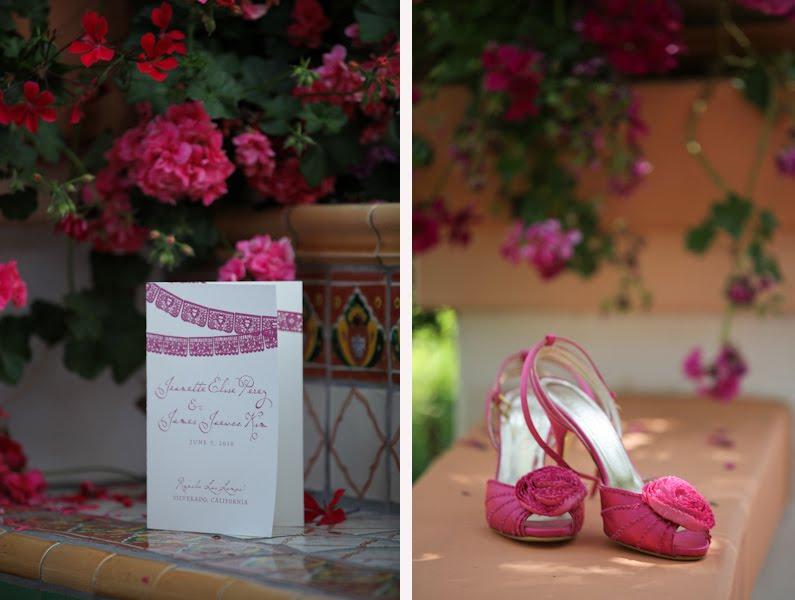 A Spanish Hacienda Style Wedding
