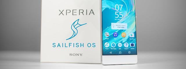 [MWC 2017] Saifish OS sắp cài đặt được trên các máy Sony Xperia