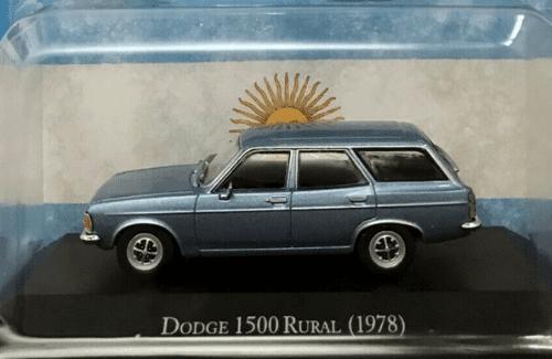 dodge 1500 rural 1.8 1:43, dodge 1500 rural 1.8 1:43 1978, dodge 1500 rural 1.8 1978 autos inolvidables argentinos, autos inolvidables argentinos salvat