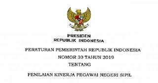 Aturan Penilaian Kinerja PNS Berdasarkan PP 30 Tahun 2019, Begini Penjelasan Singkatnya