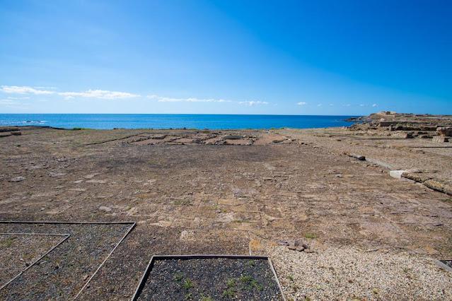 Area archeologica di Nora-Foro
