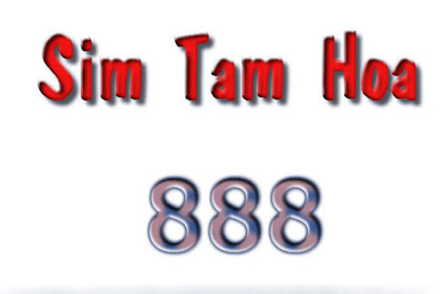 Sim tam hoa 888 là một trong những chiếc sim mang nhiều ý nghĩa