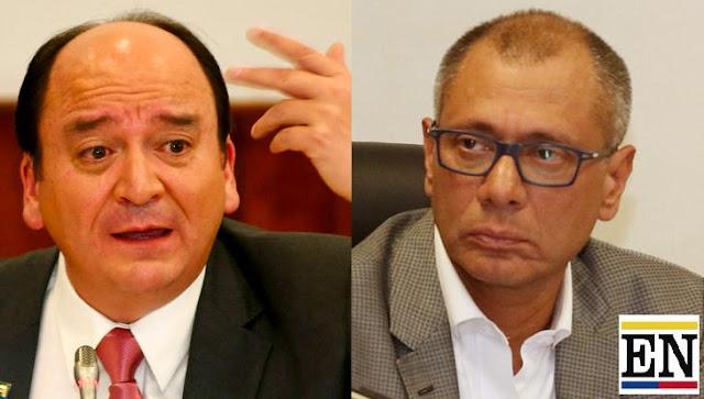 fiscal prohibe salida del pais a Jorge Glas