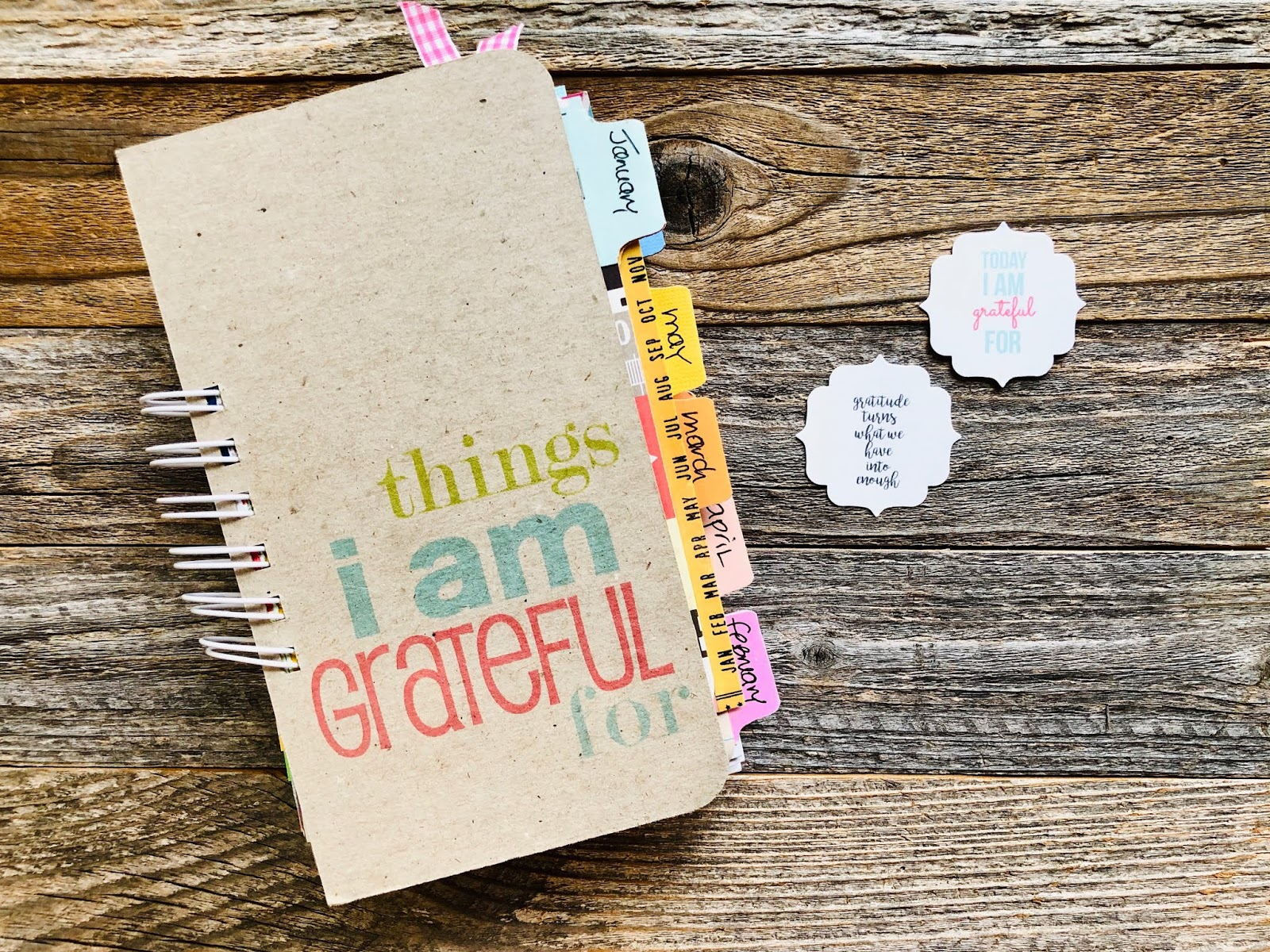 #travelers notebook #gratitude journal #today #journal card #printable #grateful #thankful #journal #notebook #art journaling #junk journal