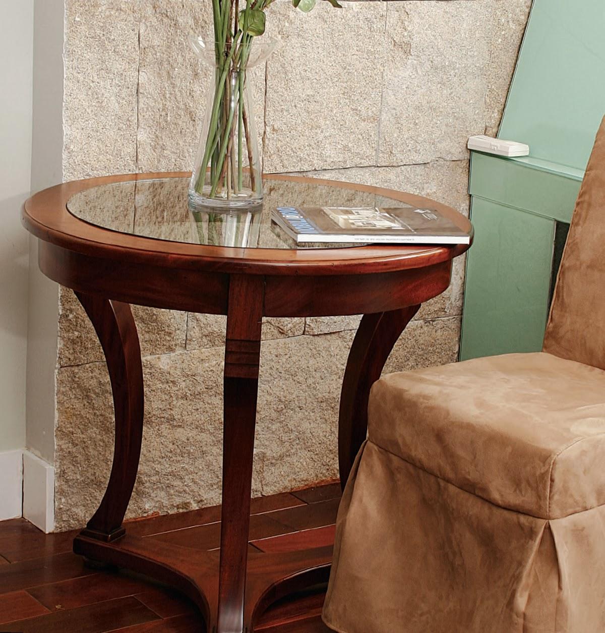 El blog de demarques muebles clasicos de caoba de keen for Replicas de muebles modernos