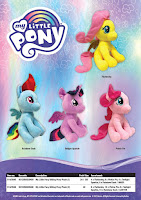 New Plush Announced by Hunter Leisure With G4 and G5 Ponies