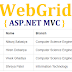 How to Bind WebGrid in ASP.NET MVC