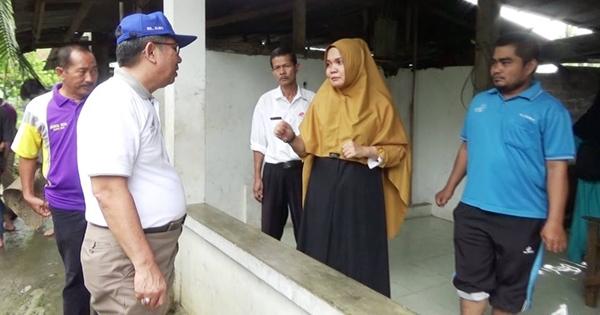Alwis Apresiasi Kegiatan Barasiah Masajik Bersama Padang TV