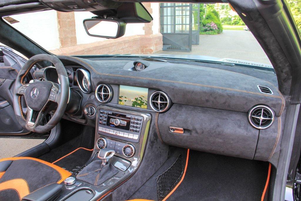 Mercedes Benz R172 Slk55 Amg By Carlsson Benztuning