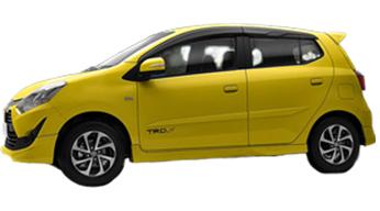 Mobil Murah Tetap Mewah, Toyota Agya dan Harga di Auto2000