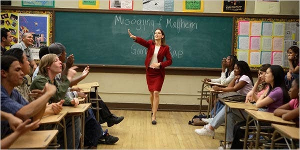 The Movie Review:- Freedom Writers