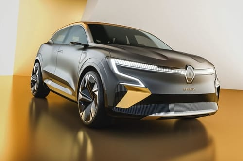 Renault launches an electric sports car