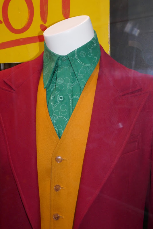 Joaquin Phoenix Joker costume shirt vest