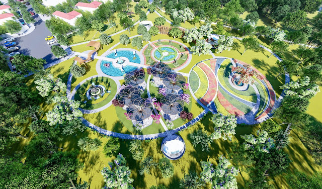 The Farosea Kê Gà - Công viên