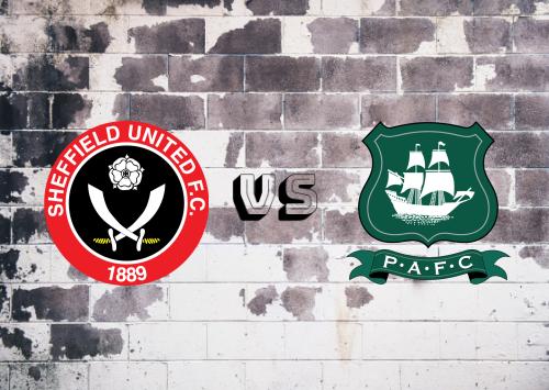 Sheffield United vs Plymouth Argyle  Resumen