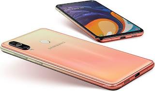 Spesifikasi menarik Samsung Galaxy A60