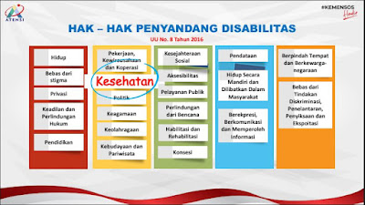 hak penyandang disabilitas