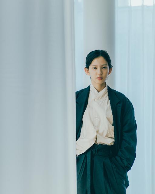 ESSAY AUTUMN WINTER 2019 / AW19 19AW / FASHION BRAND DESIGN TOKYO / 中島セナ 竹井博秀 / エッセイ ブランド