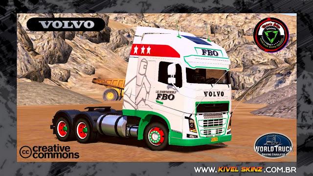 VOLVO FH16 750 - FBO LAS EN MONTAGEBEDRIJF