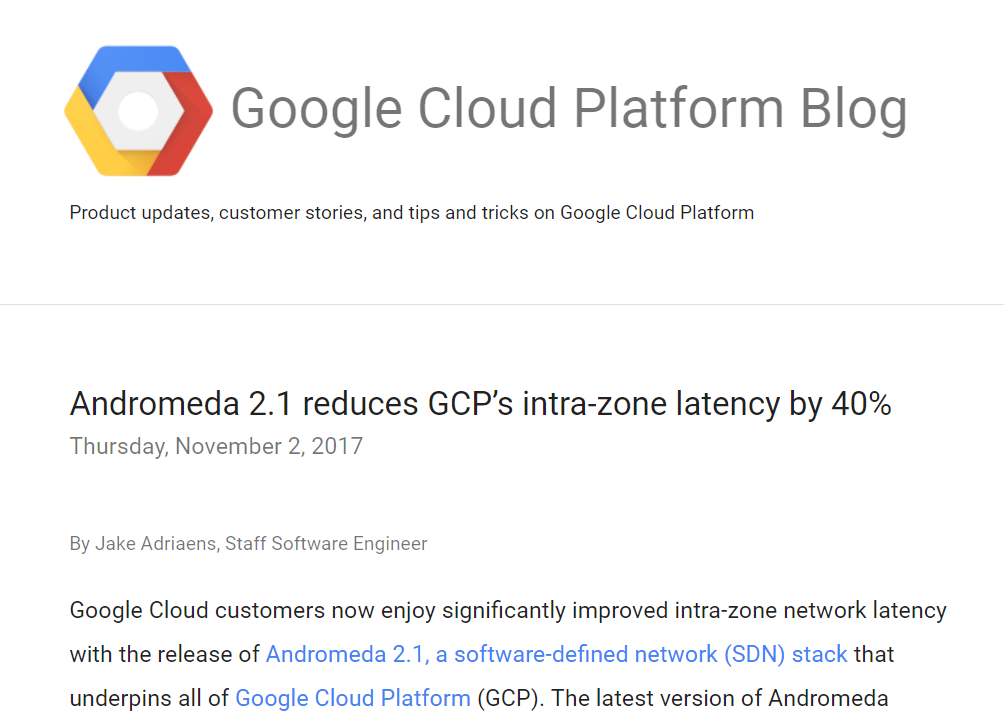 Converge! Network Digest: Google chops latency of its