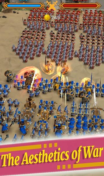 Idle Legion Hileli Apk - Altın Elmas Hileli Apk