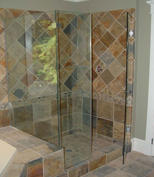 Shower Doors: Cost Of Frameless Shower Doors