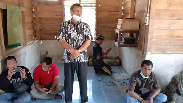 Kadis Perkebunan dan Peternakan Aceh Timur Verifikasi Lahan Peremajaan Sawit Rakyat di dua Kecamatan Pedalaman Aceh Timur