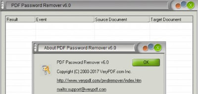 VeryPDF PDF Password Remover Free Download Full Version
