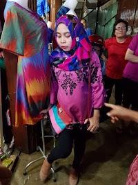 Pemilik Butik Weli di Pajak Horas Laporkan Karyawannya Karena…..