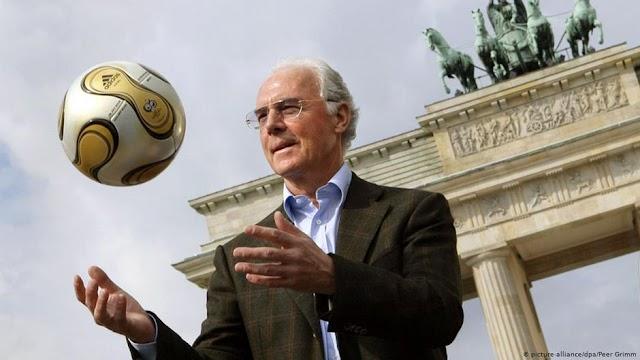 Ο μύθος του γερμανικού ποδοσφαίρου Μπεκενμπάουερ γίνεται 75