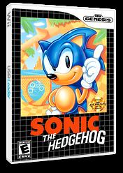 Só WBFS-: MAHE - Sonic the Hedgehog - VC-MD NTSC-U