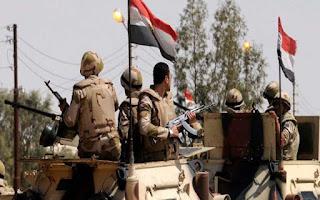 الجيش المصري يعلن مقتل 52 عنصرا من الجماعات الإرهابية خلال العمليات العسكرية المتواصلة بشمال ووسط سيناء