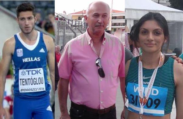 Συγχαρητήρια Μπόλλα σε Τεντόγλου και Γιαννοπούλου
