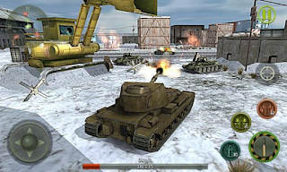 Download Tank Strike 3D Mod