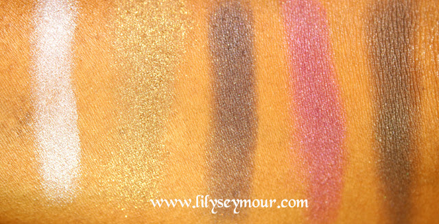YSL Metal Clash Couture Palette