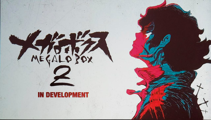 Megalo Box 2 anime