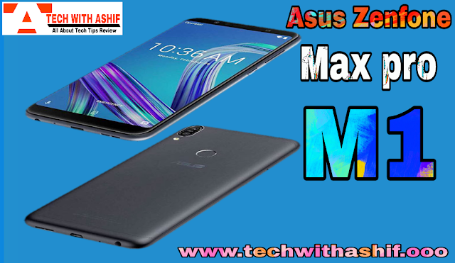 Asus Zenfone Max Pro M1-Full Specification and Reviews