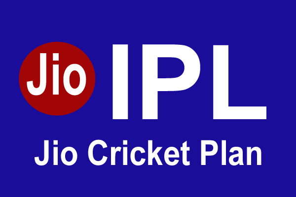 Jio Cricket plans, Jio recharge, jio plan,