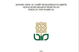 Disertasi Heboh Abdul Azis