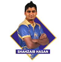 Shahzaib Hassan suspended form psl