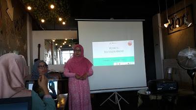 Basic Blogging Workshop Bersama Ibu Tekno dan Depok Menulis