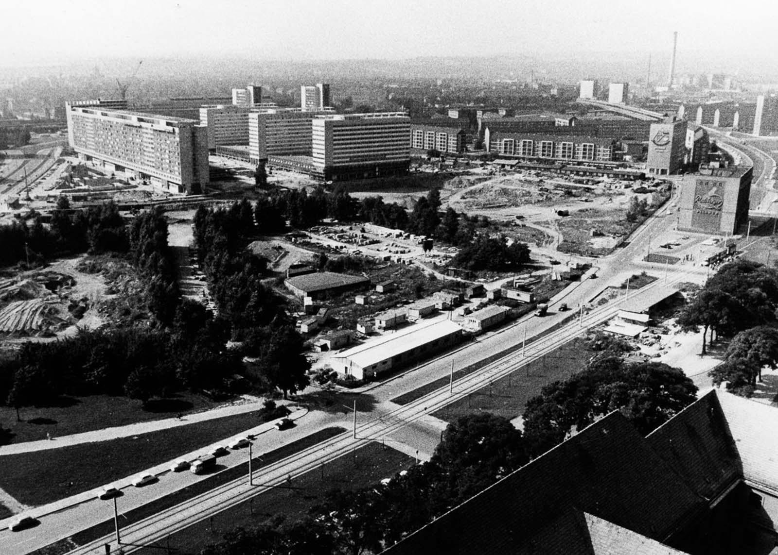 Dresden in 1969.