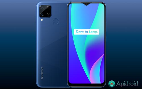 Realme c15 sale Apidroid