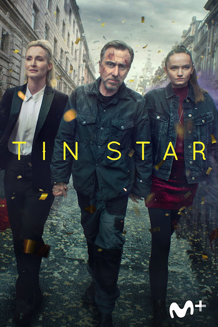 Cartel Tin Star Temporada 3