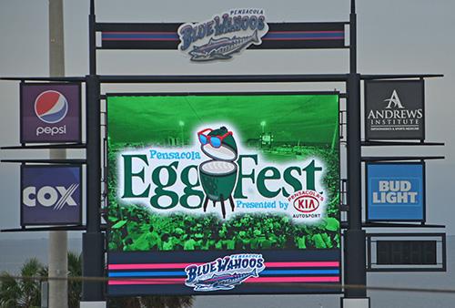 Pensacola Eggfest 2017