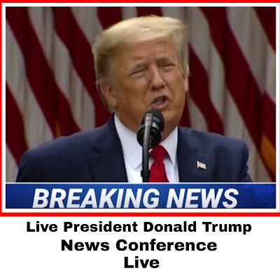 President_Donald_Trump_Press_Confrence